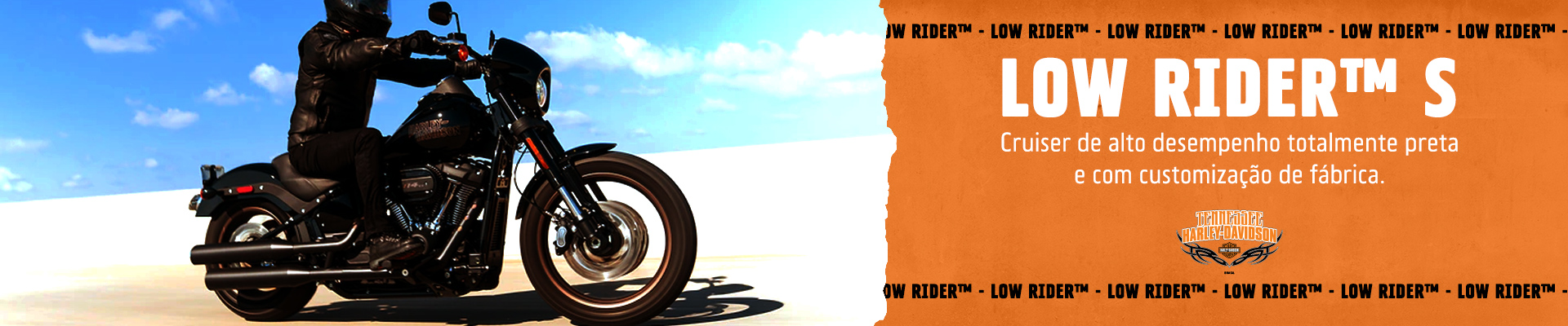 Banner Low Rider® S