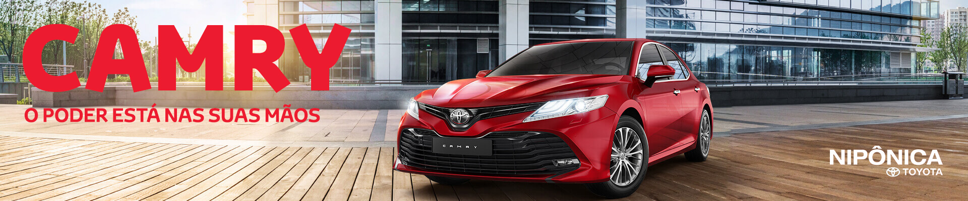 Banner Camry