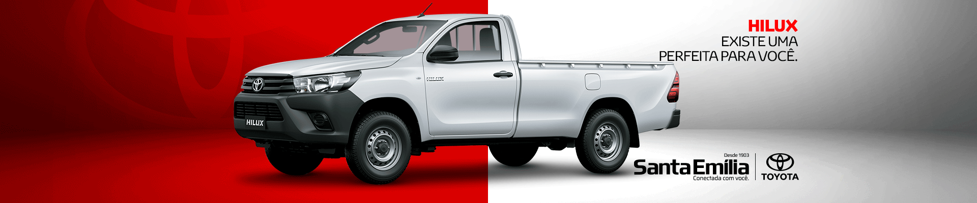 Banner Hilux Cabine Simples
