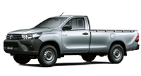 Hilux Cabine Simples Toyota