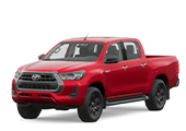 Hilux Cabine Dupla Toyota
