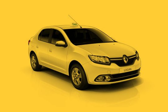 Taxista Renault