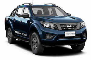 Nissan Nissan Frontier Attack AT 4x4