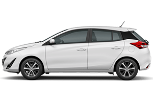 Toyota Yaris XS Connect