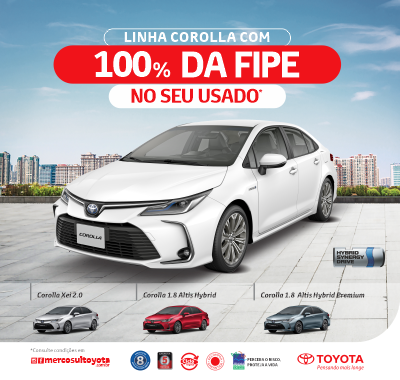 Corolla OUT 2020